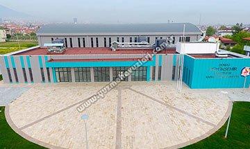 Denizli Büyükşehir Belediyesi Anafartalar-Dokuzkavaklar Kapalı Yüzme Havuzu
