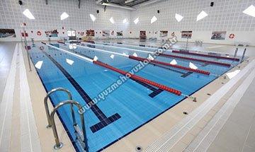 Denizli Büyükşehir Belediyesi Honaz Kapalı Yüzme Havuzu ve Spor Kompleksi