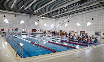 Denizli Belediyesi Kayıhan Kapalı yüzme Havuzu