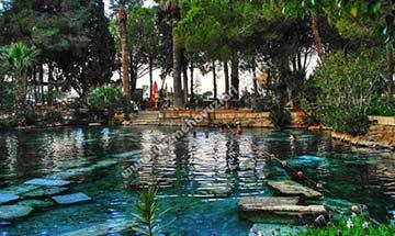 Hierapolis Antik Yüzme Havuzu